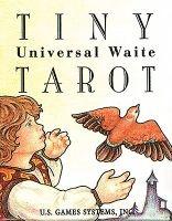 Tiny Universal Waite Tarot Deck (Cards) - Arthur Edward Waite Photo