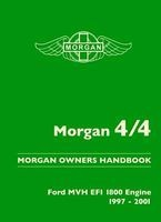 Morgan 4/4 Morgan Owners Handbook (Paperback) - RM Clarke Photo