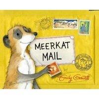 Meerkat Mail (Paperback, Main Market Ed.) - Emily Gravett Photo