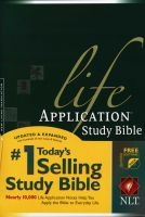 NLT Life Application Study Bible (Hardcover, Updated & Expan) - Tyndale House Publishers Photo