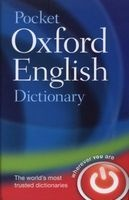 Pocket Oxford English Dictionary (Hardcover, 11th Revised edition) - Oxford Dictionaries Photo