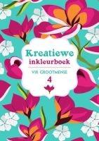 Kreatiewe Inkleurboek Vir Grootmense 4 (Afrikaans, Paperback) - Michael Omara Books Photo