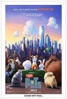 Max & His Friends/Snowball & the Flushed Pets (Secret Life of Pets) (Paperback) -  Photo