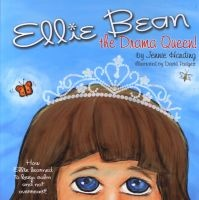 Ellie Bean the Drama Queen - A Children's Book About Sensory Processing Disorder (Paperback) - Jennie Harding Photo
