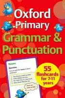 Oxford Primary Grammar & Punctuation Flashcards (Cards) -  Photo