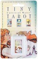 Tiny Tarot Key Chain - Arthur Edward Waite Photo