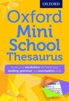 Oxford Mini School Thesaurus (Paperback) - Oxford Dictionaries Photo
