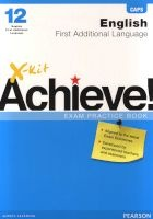 X-Kit Achieve! English: Gr 12: Exam Practice Book (Paperback) - Pat Brennan Photo