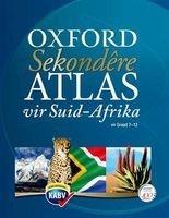 Sekondere Atlas Vir Suid-Afrika CAPS - Gr 8 - 12: Leerdersboek (Afrikaans, Paperback) -  Photo