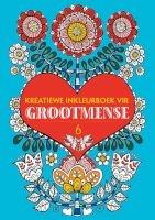 Kreatiewe Inkleurboek Vir Grootmense 6 (Afrikaans, Paperback) - Michael Omara Books Photo