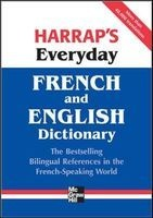 's Everyday French and English Dictionary (Paperback) - Harrap Photo