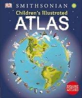 Children's Illustrated Atlas (Hardcover) - Dk Photo