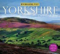 Yorkshire Post Calendar 2016 (Calendar) -  Photo
