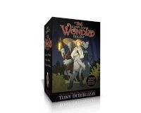 The Complete Wondla Trilogy - The Search for Wondla; A Hero for Wondla; The Battle for Wondla (Paperback) - Tony DiTerlizzi Photo
