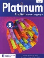 Platinum English Home Language CAPS - Grade 5 Learner's Book   (Paperback) -  Photo