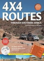 Southern Africa - 4x4 Routes +CD 2014 - MS.A052 (Paperback, 2nd Revised edition) -  Photo