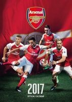 Arsenal Official 2017 A3 Calendar (Calendar) -  Photo