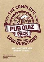 The Complete Pub Quiz Pack (Paperback) -  Photo