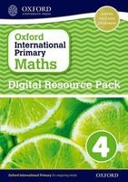 Oxford International Primary Maths: Digital Resource Pack 4 (CD-ROM) -  Photo