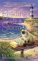 Reading Up A Storm - A Lighthouse Library Mystery (Paperback) - Eva Gates Photo