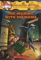 The Mummy with No Name (Paperback) - Geronimo Stilton Photo