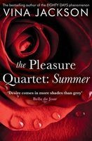 The Pleasure Quartet: Summer (Paperback) - Vina Jackson Photo