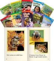 Time for Kids Nonfiction Readers Set 3, Grade 1 (Paperback) - Teacher Created Materials Photo