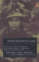 Novel Without A Name (Paperback) - Duong Thu Huong Photo