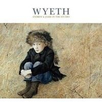 Wyeth - Andrew and Jamie in the Studio (Hardcover) - Timothy Standring Photo