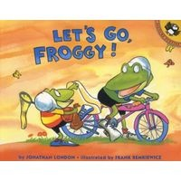 Let's Go, Froggy! (Paperback) - Jonathan London Photo