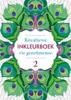 Kreatiewe Inkleurboek Vir Grootmense 2 (Afrikaans, Paperback) - Michael Omara Books Photo