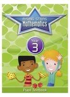 Rising Stars Mathematics Year 3 Textbook (Paperback) - Caroline Clissold Photo