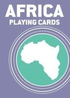 Africa playing cards (Cards, 3rd ed) - Map Studio Photo