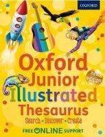 Oxford Junior Illustrated Thesaurus (Paperback) - Oxford Dictionaries Photo