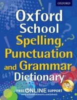 Oxford School Spelling, Punctuation, and Grammar Dictionary (Paperback) - Oxford Dictionaries Photo