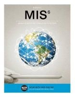 MIS6 - Management Information Systems (Paperback, 6th Revised edition) - Hossein Bidgoli Photo