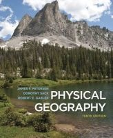 Physical Geography (Hardcover, 10th Revised edition) - Robert E Gabler Photo