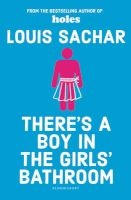 There's a Boy in the Girls' Bathroom (Paperback) - Louis Sachar Photo
