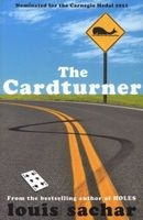 The Cardturner (Paperback) - Louis Sachar Photo