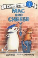 Mac and Cheese (Paperback) - Sarah Weeks Photo