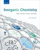 Inorganic Chemistry (Paperback, 6th Revised edition) - Mark Weller Photo