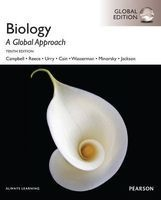 Biology with Mastering Biology Virtual Lab Full Suite (Paperback, Global ed of 10th revised ed) - Neil A Campbell Photo
