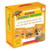 Guided Science Readers: Level D - 16 Fun Nonfiction Books That Are Just Right for New Readers (Multiple copy pack) - Scholastic Photo