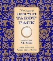 The Original Rider Waite Tarot Pack (Paperback) - Arthur Edward Waite Photo