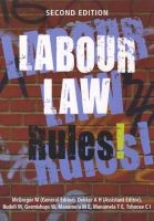 Labour Law Rules! (Paperback, 2nd Edition) - M McGregor Photo