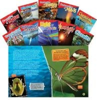 Let's Explore Physical Science Grades 4-5, 10-Book Set (Informational Text - Exploring Science) (Paperback) - Teacher Created Materials Photo