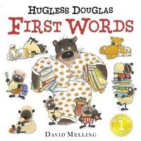 Hugless Douglas First Words (Board book) - David Melling Photo