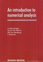 An Introduction to Numerical Analysis (Paperback) - AJ Van der Merwe Photo