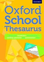 Oxford School Thesaurus (Mixed media product) - Oxford Dictionaries Photo