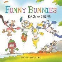Rain or Shine - Board Book (Board book) - David Melling Photo